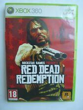 Red Dead Redemption -  Xbox 360 -  CD en tres bon état - PAL VF