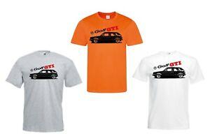 VW Golf Gti - T-shirt
