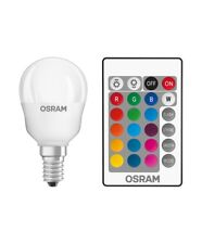 OSRAM LED STAR+ RGBW Remote P25 E14 Tropfenlampe dimmbar mit Fernbedienung