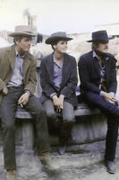 Butch Cassidy And The Sundance Kid Cast 11x17 Mini Poster