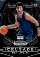 2020-21 Panini Prizm Draft Picks Crusade #86 DENI AVDIJA RC Rookie