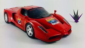 1/18 Ferrari Enzo 2002 Hot Wheels no box
