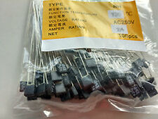 100pcs New RH 145℃ 293℉ Thermal Fuse 2A 250V