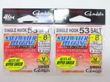 Hameçons Gamakatsu Taille de l'hameçon 8 pour la pêche