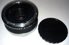 Komura Telemore 95 II 2x Extender for Canon FD Mount lens - AE1 A1 T50 T70 T90