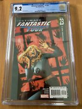 ULTIMATE FANTASTIC FOUR #23 CGC 9.2 | 2005 MARVEL ZOMBIES COVER | FREE SHIPPING