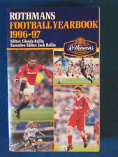 More details for rothmans football yearbook - 1996/97 - 27th year - softcover