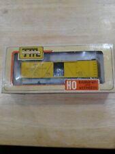 Train-Miniature 2652 Chicago & Illinois Midland #8012 40 Ton Single-Sheathed Box