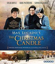 THE CHRISTMAS CANDLE (Susan Boyle) -  Blu Ray - Sealed Region free for UK