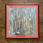 "Wifredo Lam Print of 1943 ""The Jungle"""