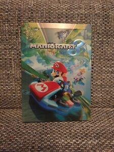 Nintendo Wii U Mario Kart 8 Amazon Exklusive Edition🎮😀👍CD 100%🌟Kratzerfrei🌟