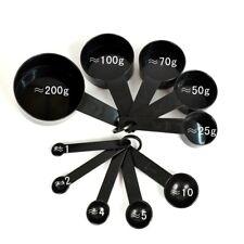 5/10PCS пластик мерные чашки и ложки для выпечки чай кофе кухонный набор инструментов