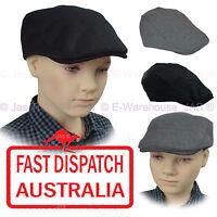 Kid Child Page Boy Baseball Wedding Ivy Golf Flat Newsboy Pageboy Cotton Cap Hat