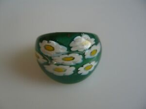 Ring aus original Muranoglas Schmuck aus Venedig gr. 19 mm