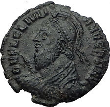 JULIAN II the APOSTATE Philosopher 361AD Authentic Ancient Roman Coin i60351