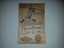 Ignacio Herrera 1951 Cuban Baseball Creador De Joyas Advertisement Ad RARE