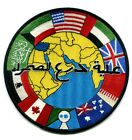 military patches - Desert Shield