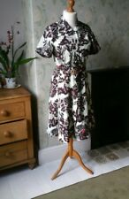 ladies vintage dresses size 1970s dresses 70s clothing retro orange chocolate uk