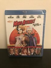 Mars Attacks! Blu Ray - Brand New - Sealed!