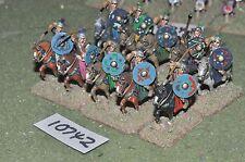 25 mm era ROMAN/ROMANO-Cavalleria 10 CAVALLERIA-CAV (10742)