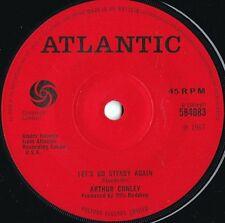 Arthur Conley ORIG UK 45 Sweet soul music VG+ '67 Atlantic 584083 Deep soul