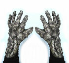 Octopus Tentacles Cthulhu Hands Gray Sea Monster Cosplay Adult Halloween Gloves