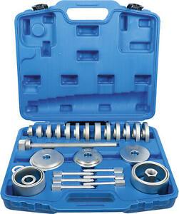 BGS 67301 Radlager Werkzeugsatz 31tlg. Einbau Ausbau Radnabe Abzieher Werkzeug