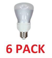 Sylvania 29638 Compact Light Bulb 9W Replaces 30W E26 Base r20 shape (6 PACK)