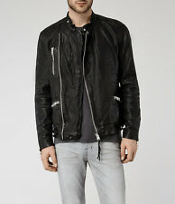 Allsaints Drayton Leather Biker Jacket