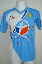 T TEE SHIRT MAILLOT FOOT CYCLISME BOUYGUES L