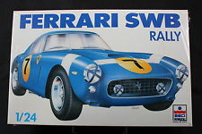 YD002 ESCI 1/24 maquette voiture 3067 Ferrari SWB Rally rare version