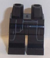 Lego Emperor Palpatine Legs x 1 Black Star Wars Sith Legs