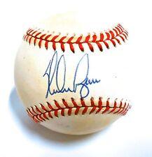 Nolan Ryan Auto Autograph Signed Ball Baseball Strikeout King Rangers Astros HOF