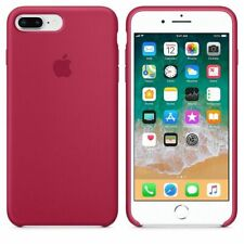 100% OFFICIAL ORIGINAL Genuine Silicone Case Apple iPhone 7/8 Plus