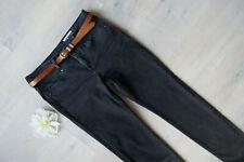 edc by Esprit Jeans W29 L30 Gr. 38 short ~ High Slim Fit ~ schwarz ~