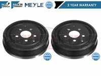 FOR VW T25 TRANSPORTER VAN CAMPER MEYLE GERMANY REAR BRAKE DRUMS PAIR 251609615