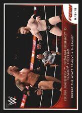 2016 WWE Road to Wrestlemania #72 Dean Ambrose, Roman Reigns Randy Orton
