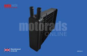 Heater matrix for Triumph TR7 TR8 Rover SD1 Quality copper & brass UK Made NEW