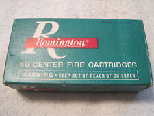 Vintage Remington .38 Targetmaster Box - Empty