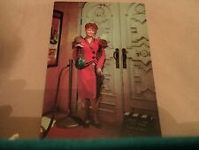 "Vintage Movieland Wax Museum Lucille Ball "" I Love Lucy"" Postcard"