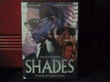 Shades DVD Mickey Rourke (2003)