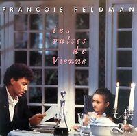 "François Feldman 7"" Les Valses De Vienne - France (VG/VG)"