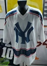 Maillot shirt jersey vintage mlb NBA nfl mhl yankees baseball football américain