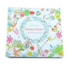 Fantasy Dream An Inky Treasure Hunt and Coloring Book by Johanna Basford Gift