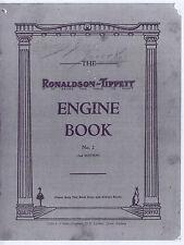Ronaldson Tippett Engine Book No. 2 (Austral Engine) Instructions (photocopy)