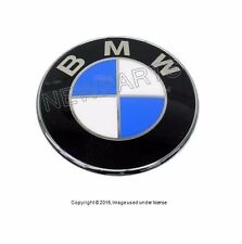 GENUINE BMW Rear Trunk Deck Lid Hatch Emblem Roundel Logo Sign 7 8 Series X5 Z3