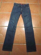 womens 873 LEVI'S  skinny leg stretch denim jeans SZ 8