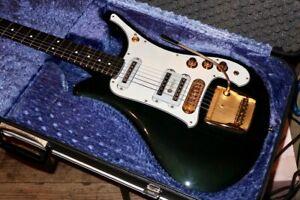 YAMAHA SG-7AS 1996 Green Electric Guitar