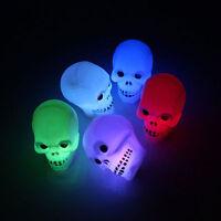 NEW Halloween Skull Grimace LED Lantern Night Light Lamp Holiday Decoration