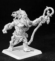 1 x YAGUN OOG OGRE MAGE - WARLORD REAPER miniature figurine rpg jdr d&d 14132